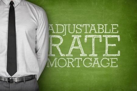 refinancing adjustable rate mortgage