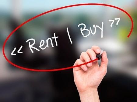 saving to buy a home